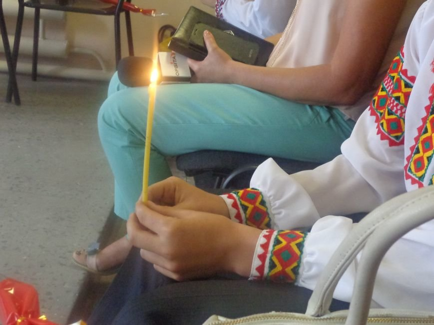 «Шануймося, бо ми того варті!» - в Красноармейске прошло мероприятие, посвященное Дню Независимости (фото) - фото 7