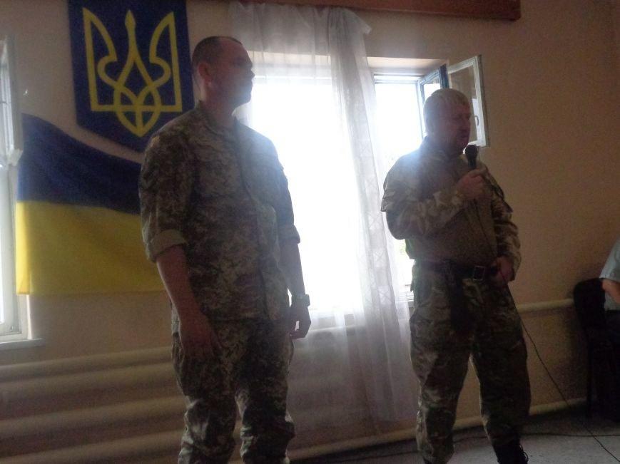 «Шануймося, бо ми того варті!» - в Красноармейске прошло мероприятие, посвященное Дню Независимости (фото) - фото 6