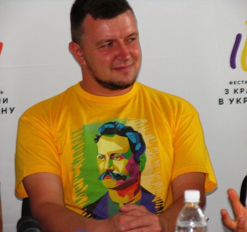 В минувшее воскресенье Никополь накрыла вторая волна Всеукраинского фестиваля «Из страны в Украину», фото-1
