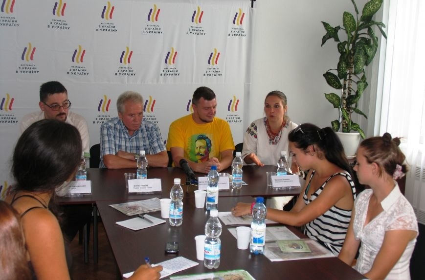В минувшее воскресенье Никополь накрыла вторая волна Всеукраинского фестиваля «Из страны в Украину», фото-6