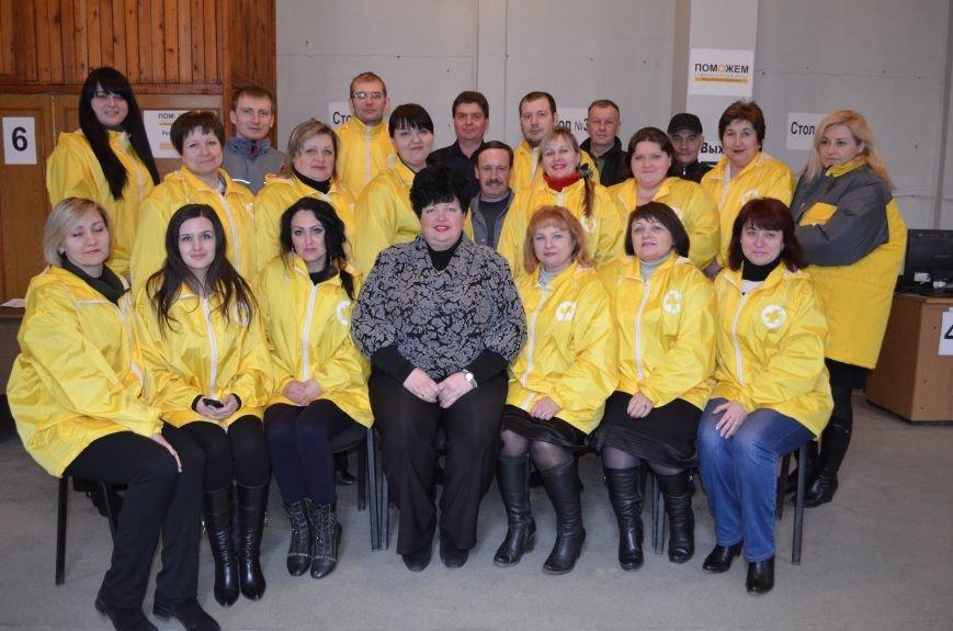 Гуманитарная поддержка Штаба Ахметова для жителей Кировского района (фото) - фото 3
