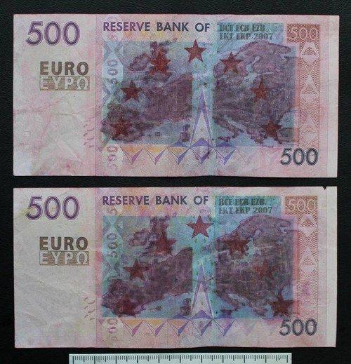 В Гродно студенты попросили кассира разменять 500 евро – фальшивку разоблачили судэксперты (фото) - фото 3