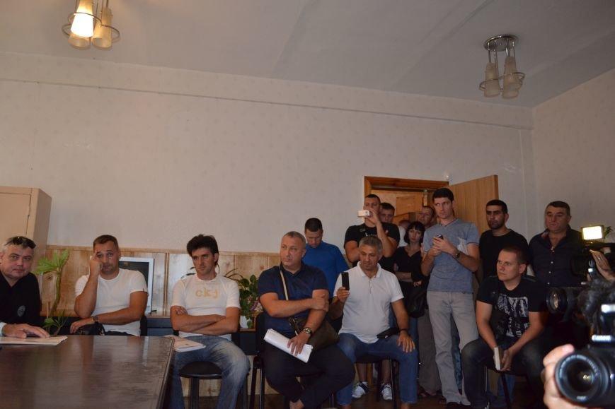 В Днепродзержинске решали судьбу 29-го маршрута, фото-1