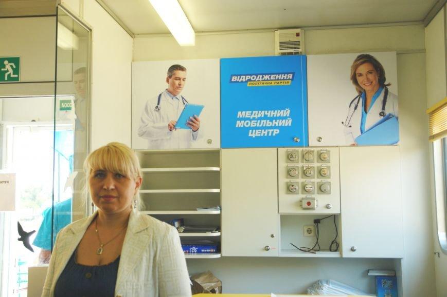 Партия «Возрождение» делает медицину доступнее (фото) - фото 1
