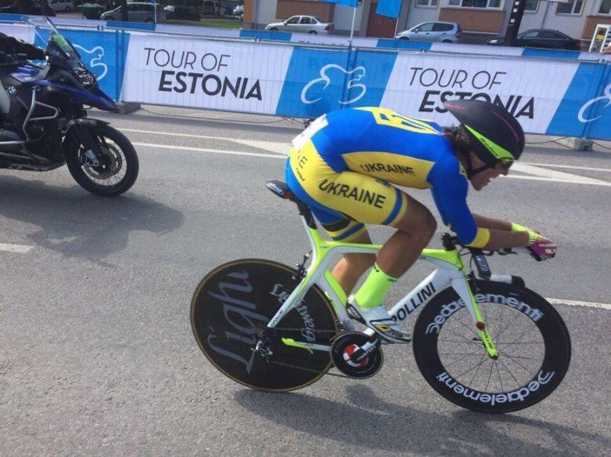 Николаевец выиграл «серебро» на чемпионате Европы по велоспорту (ФОТО), фото-2