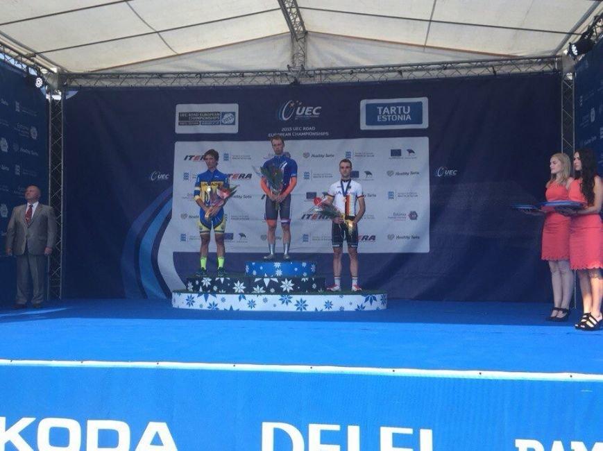Николаевец выиграл «серебро» на чемпионате Европы по велоспорту (ФОТО), фото-3