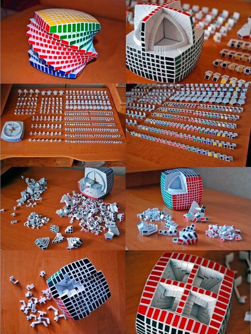 Как устроен кубик Рубика: сравнение всех известных механизмов (фото) - фото 9