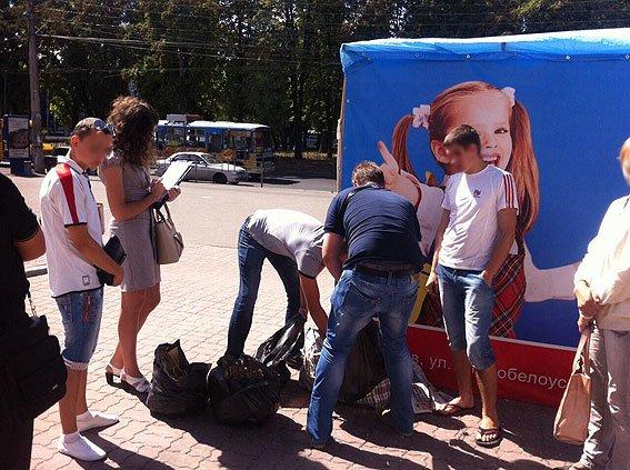 Из Нежина в Чернигов безработный «импортировал» 1000 головок мака (фото) - фото 1