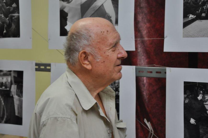 Открывшаяся в Краматорске выставка «Лицо войны» побывает во многих европейских странах, фото-7