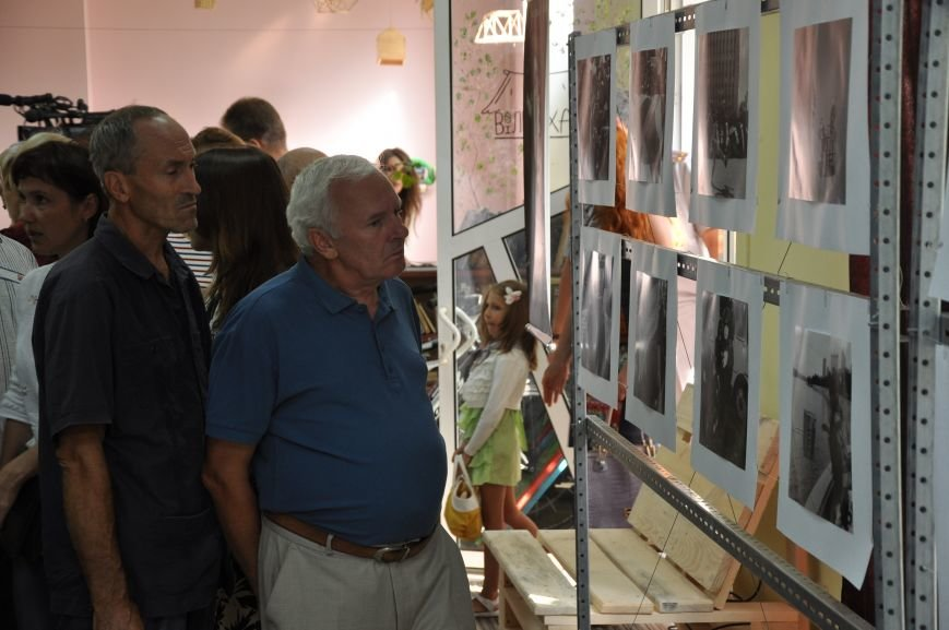 Открывшаяся в Краматорске выставка «Лицо войны» побывает во многих европейских странах, фото-6