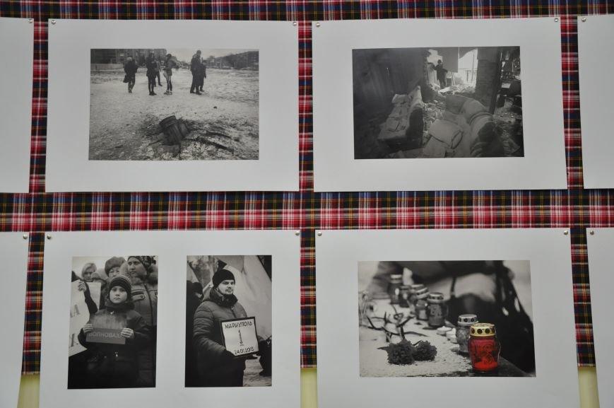 Открывшаяся в Краматорске выставка «Лицо войны» побывает во многих европейских странах, фото-5