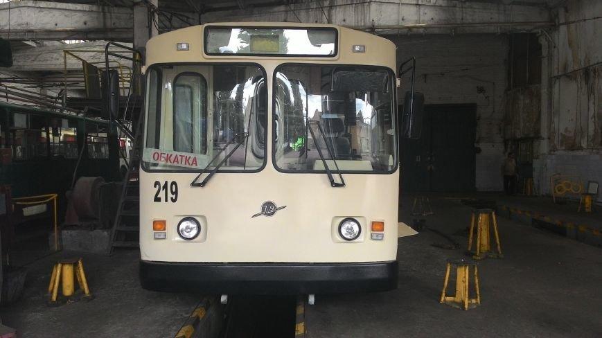 В Кировограде отреставрировали седьмой троллейбус., фото-18