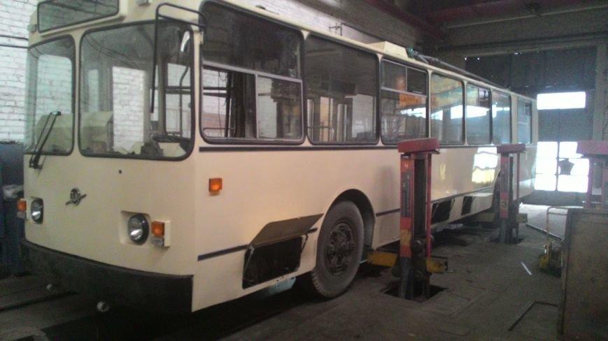 В Кировограде отреставрировали седьмой троллейбус., фото-15