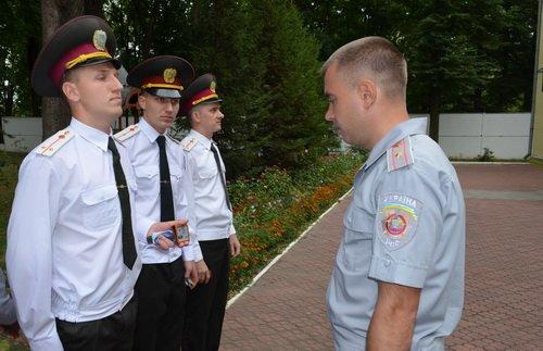 На Сумщине выбрали лучшего офицера (ФОТО) (фото) - фото 1