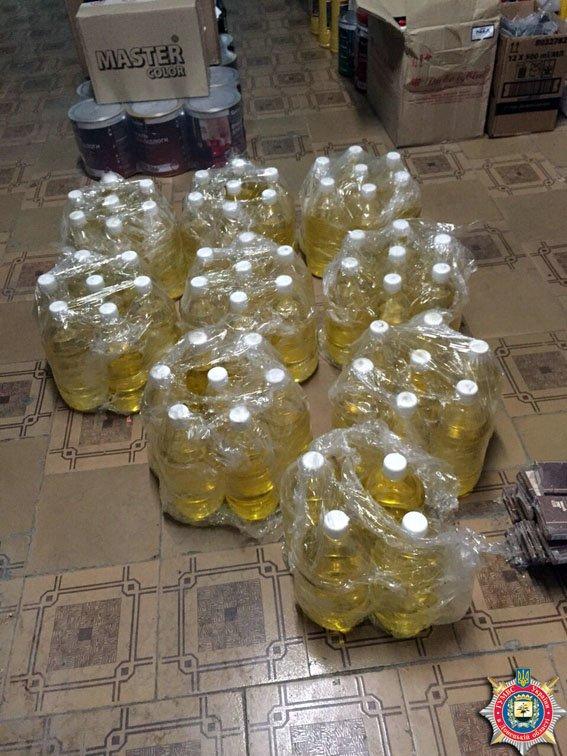 В Мангуше обнаружили средства, для изготовления тяжелых наркотиков (фото) - фото 1