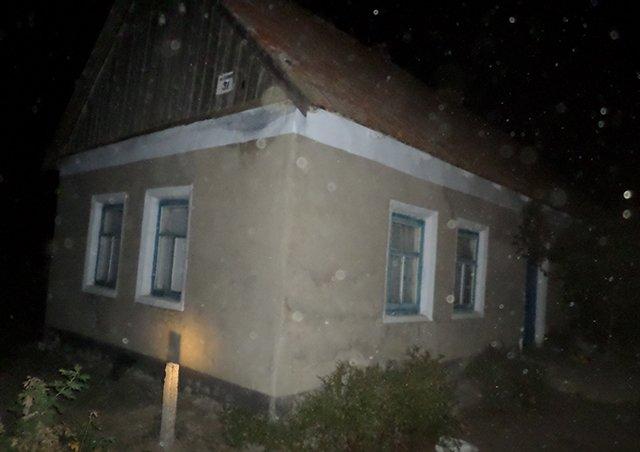 В селе на Николаевщине заживо сгорела курильщица (ФОТО), фото-1