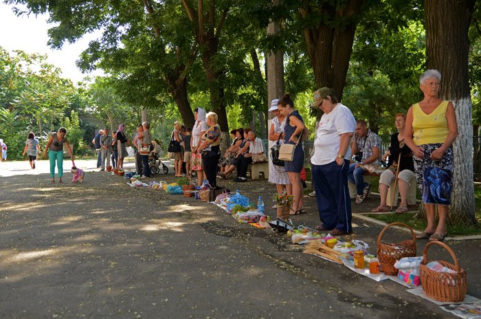 В Николаеве отмечают Яблочный Спас (ФОТОРЕПОРТАЖ), фото-10