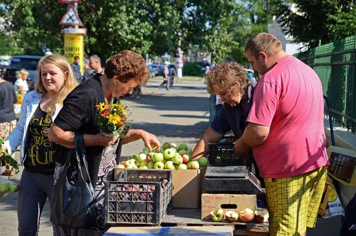 В Николаеве отмечают Яблочный Спас (ФОТОРЕПОРТАЖ), фото-1