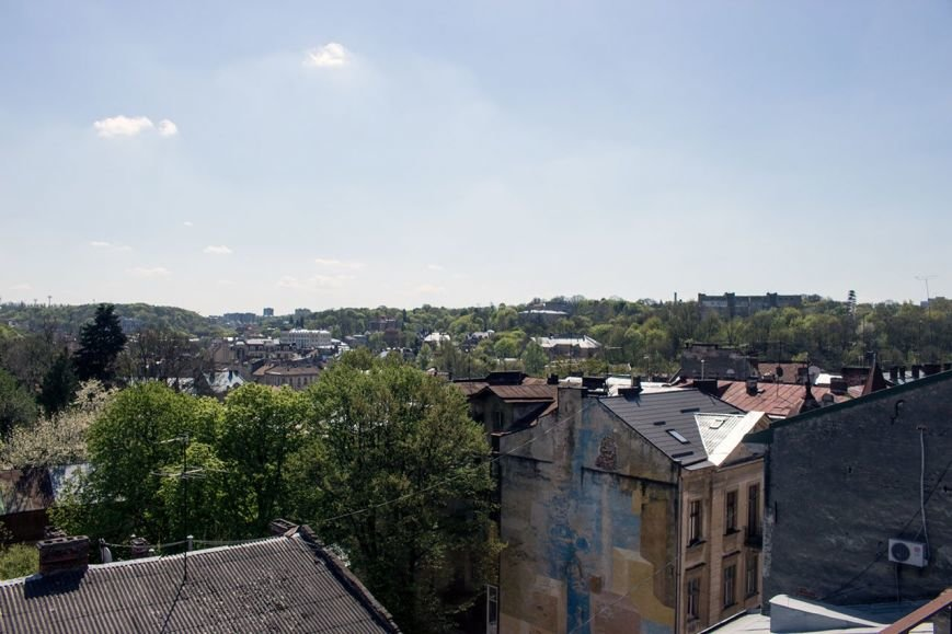 Як виглядає Львів з даху астрономічної обсерваторії (ФОТО) (фото) - фото 1