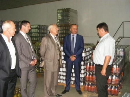 Губернатор Буковини відвідав Глибоку (фото) - фото 2