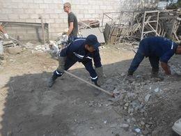 Спасатели помогали восстанавливать крыши и окна сартанцам (ФОТО) (фото) - фото 1
