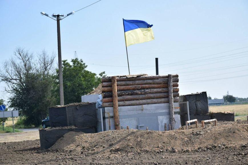В Николаеве военные и спецтехника готовы занять боевые позиции (ФОТОРЕПОРТАЖ), фото-2