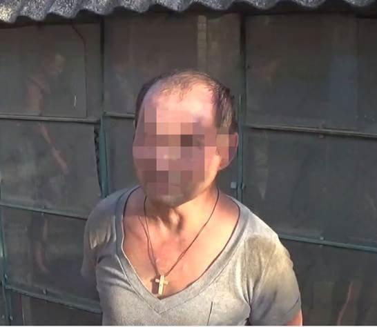 Боевик из «ДНР» пытался создать в Краматорске и Славянском районе террористическую сеть для совершения диверсий. ФОТО + ВИДЕО (фото) - фото 1
