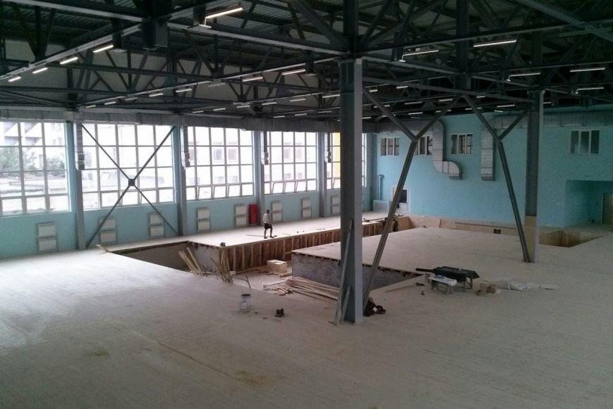 На территории белгородского завода «Электроконтакт» построили спортивный комплекс (фото) - фото 1