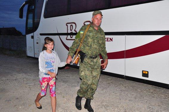 Николаевские спецназовцы вернулись из АТО (ФОТО+ВИДЕО) (фото) - фото 2