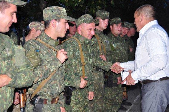 Николаевские спецназовцы вернулись из АТО (ФОТО+ВИДЕО) (фото) - фото 3