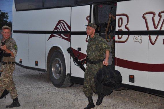 Николаевские спецназовцы вернулись из АТО (ФОТО+ВИДЕО) (фото) - фото 1