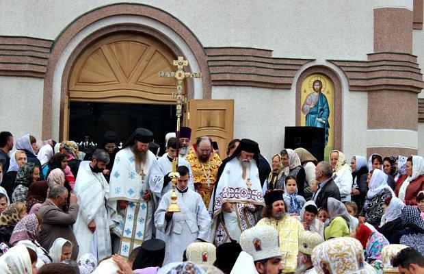 Митрополит Онуфрій відвідав хутір Слатино на Буковині (фото) - фото 8