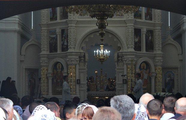 Митрополит Онуфрій відвідав хутір Слатино на Буковині (фото) - фото 5