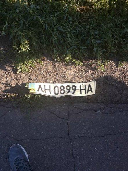 Под Александрией внедорожник с донецкими номерами подрезал «четверку» и скрылся с места ДТП. ФОТО (фото) - фото 1