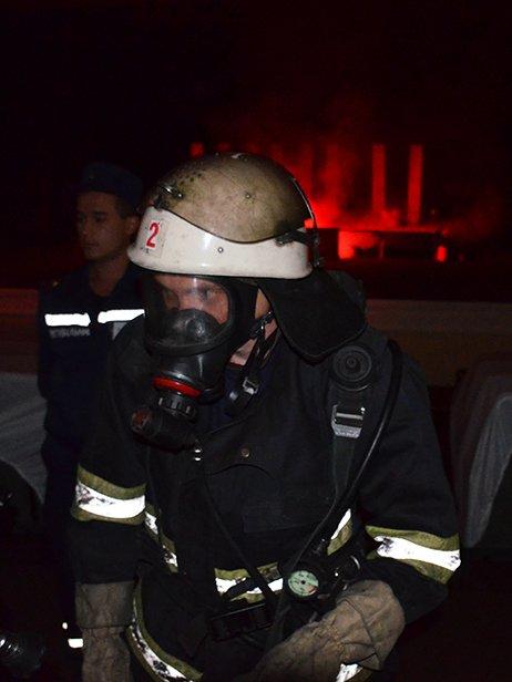 В Николаевском театре «вспыхнул» пожар (ФОТОРЕПОРТАЖ), фото-5