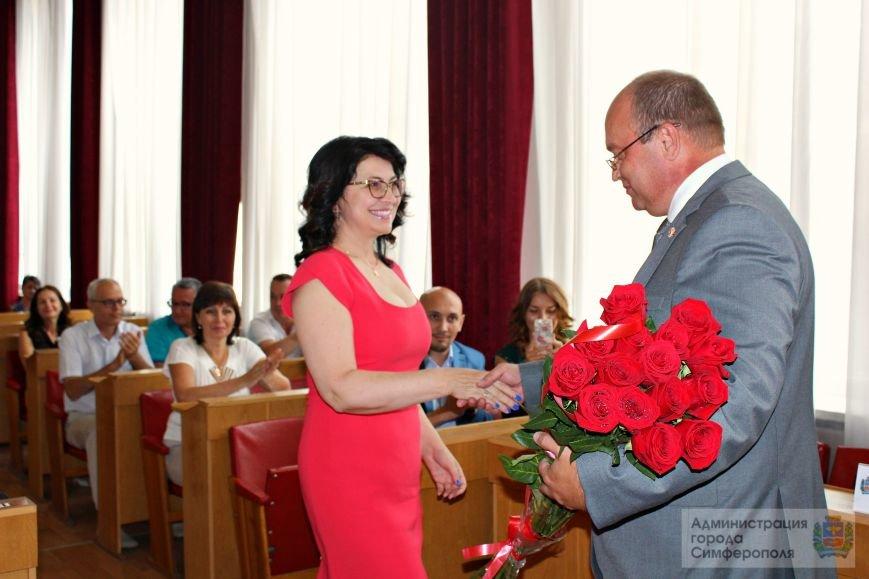 Администрация Симферополя «переживает изменения в кадровом составе»: У Бахарева появился новый заместитель (+ ФОТО) (фото) - фото 1