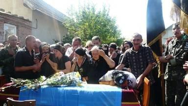Прикарпаття попрощалося із загиблим у АТО земляком (ФОТО) (фото) - фото 3