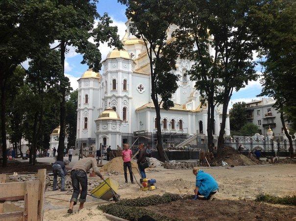 Строительство харьковского храма Жен-Мироносиц подходит к концу (ФОТО) (фото) - фото 1