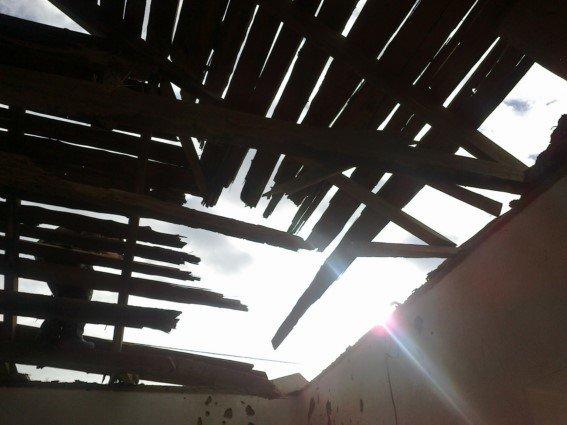 В Староигнатовке осталось тысяча человек. Повреждены 80 домов, 10 - разрушены полностью (ФОТО) (фото) - фото 1