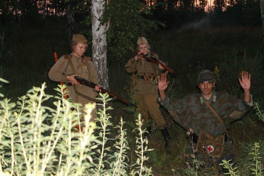 МВД в ульяновскиом лесу искало фашистов (фото) - фото 1