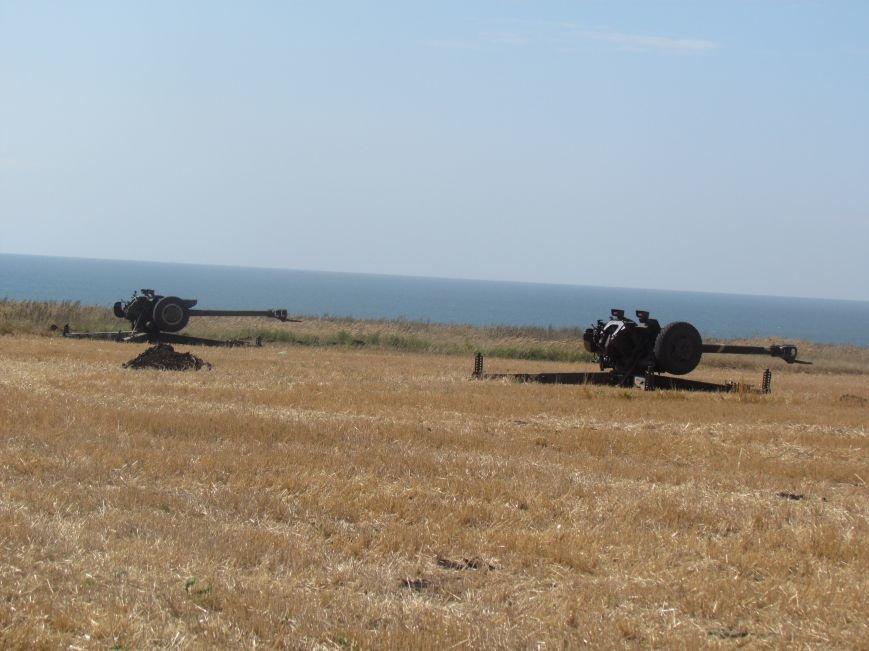 «Азов» и морпехи под Мариуполем уничтожили «противника» (ФОТОРЕПОРТАЖ), фото-2