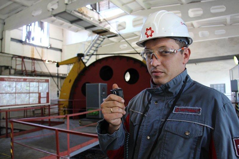 Горняки шахты имени Баракова получили новую радиосистему с функцией дополнительной безопасности, фото-1
