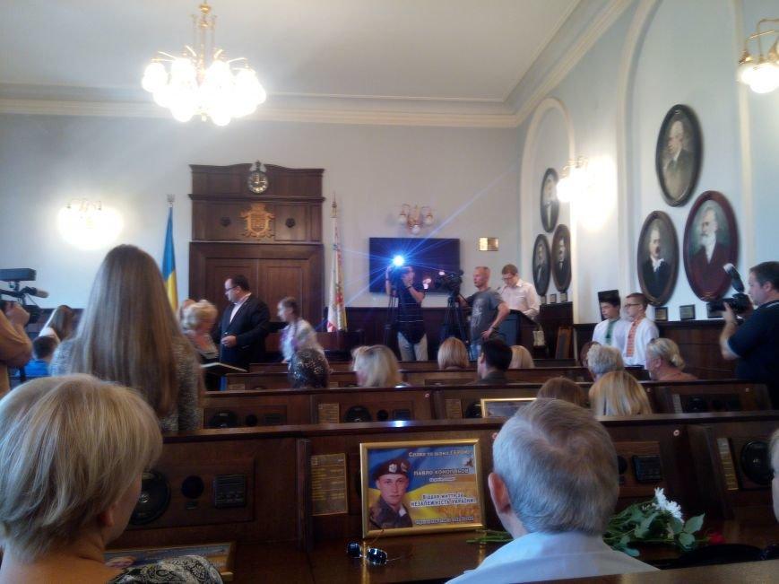 Буковина нагородила своїх героїв АТО (фото) - фото 2