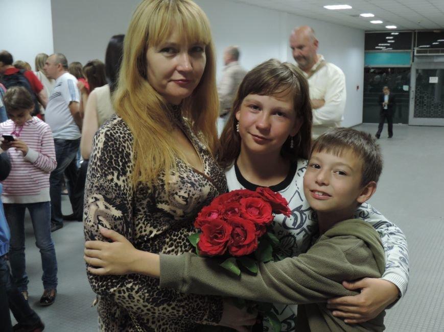 В Днепропетровск из Литвы вернулись дети переселенцев (фото) - фото 4