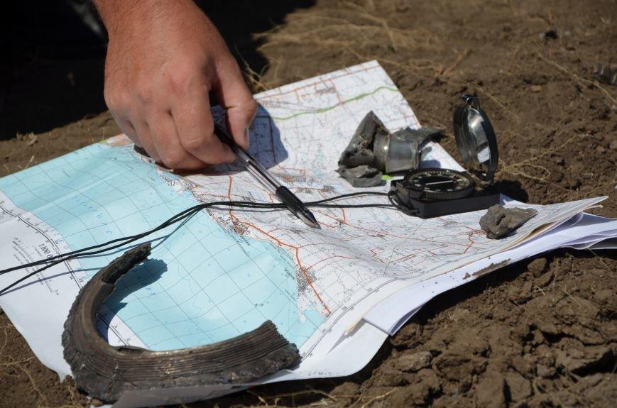 Минобороны: обстрел Сартаны был произведен с востока (ФОТО+ВИДЕО), фото-7