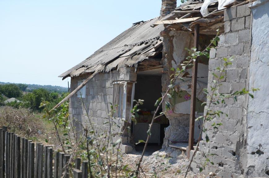 Минобороны: обстрел Сартаны был произведен с востока (ФОТО+ВИДЕО), фото-13