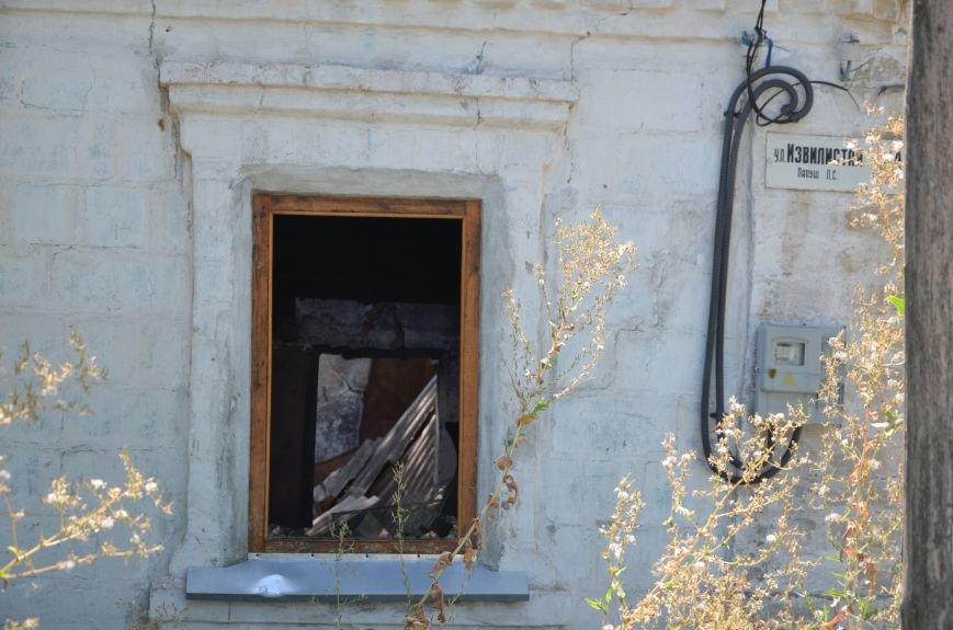 Минобороны: обстрел Сартаны был произведен с востока (ФОТО+ВИДЕО), фото-10