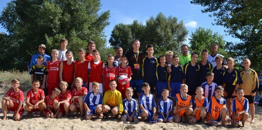 Юные футболисты боролись за Кубок Независимости в Днепродзержинске, фото-3