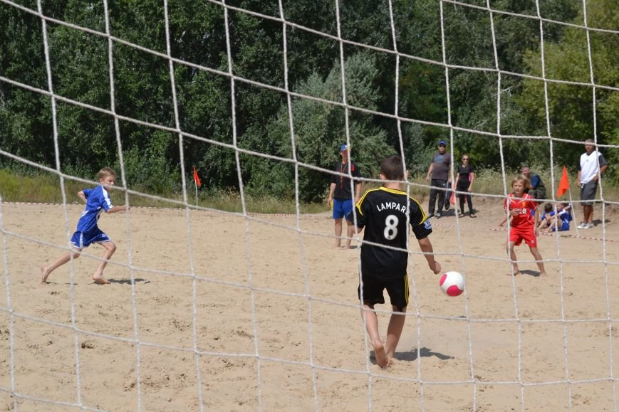 Юные футболисты боролись за Кубок Независимости в Днепродзержинске, фото-7