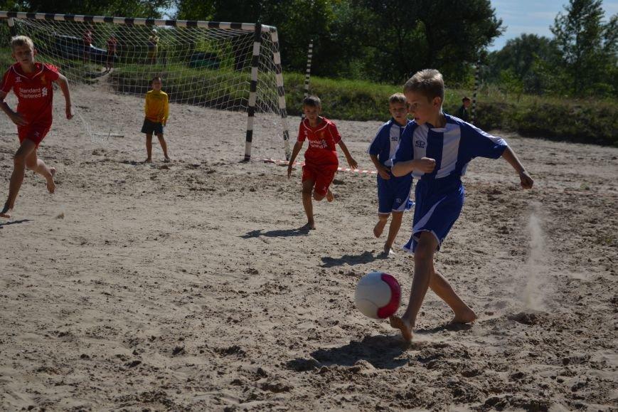 Юные футболисты боролись за Кубок Независимости в Днепродзержинске, фото-4